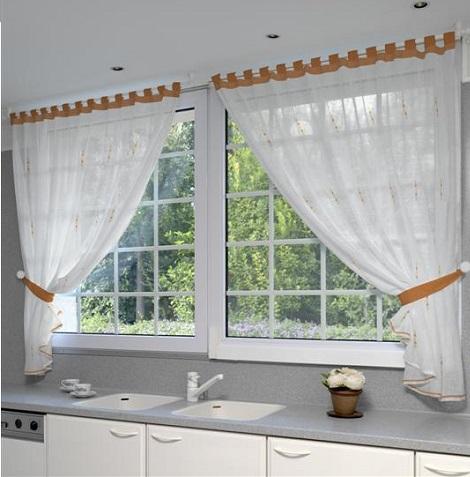 Cortinas para cocina cortinas novaluxe - Cortinas modernas para cocina ...
